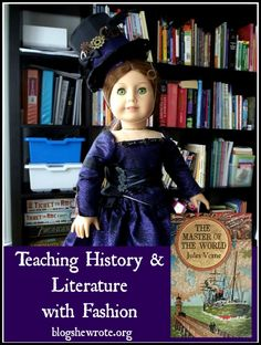 Teaching History & Literature with Fashion