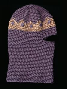 Crocheted Ski Mask Pattern