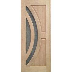Woodcraft Doors 2040 x 820 x 40mm Maple With Delta Frost Safety Glass F45 Entrance Door  sc 1 st  Pinterest & $456 Woodcraft Doors 2040 x 820 x 40mm St Clair Entrance Door With ... pezcame.com