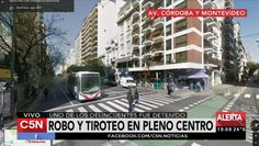 Motochorros asaltaron a un jubilado y se tirotearon con la policía: hay dos heridos Montevideo, Street View, Cordoba