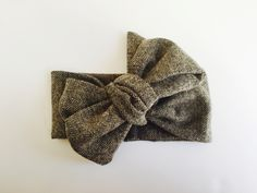 A personal favorite from my Etsy shop https://www.etsy.com/listing/262419256/gray-herringbone-cotton-headwrap-infant