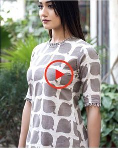 20 Types Of Sleeves For Dresses In Interesting Styles – Fashion Salwar Neck Designs, Churidar Designs, Neck Designs For Suits, Kurta Neck Design, Neckline Designs, Sleeves Designs For Dresses, Dress Neck Designs, Fancy Blouse Designs, Kurta Designs Women