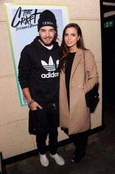 Liam and Sophia at Lou's book launch