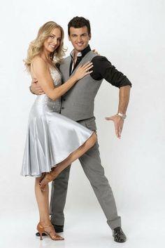 Chynna Phillips & Tony Dovolani