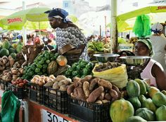 Cameroon: I remember the markets well