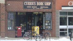 Curious Book Shop, EL