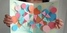 Otváracia narodeninová karta, ktorá zaručene poteší nejedného oslávenca | Návod