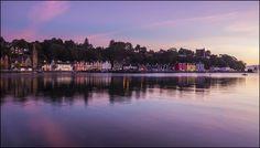 https://flic.kr/p/zR3oYT | Isle of Mull - Main Street Tobermory , at Sunrise