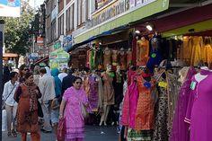 Inside Southall Market: One Of London's Last 'Proper' Markets British Pakistani, West London, Back To Nature, Beautiful World, India, Marketing, Outfits, Affair, Blood