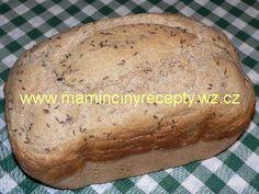 Domácí chleba podle babičky Evy Banana Bread, Desserts, Food, Tailgate Desserts, Deserts, Essen, Postres, Meals, Dessert