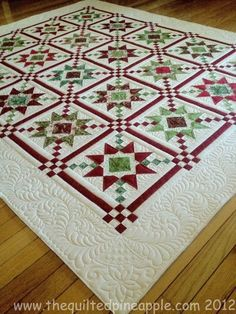 Country Charmer Quilt pattern and variations