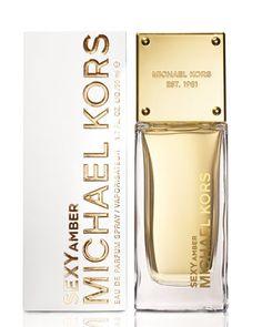 Michael Kors SEXY AMBER Eau de Parfum Spray – 1.7 oz, 50 mL.