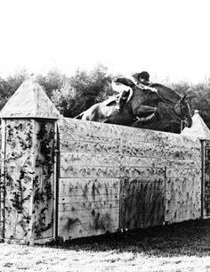 Kathy Kusner and her off-the-track Thoroughbred Untouchable competed in two Olympic Games together and won innumerable honors all over the U.S. and Europe