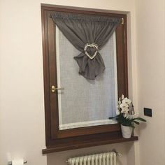 Tende country per la cucina   Projects to Try   Pinterest   Window ...