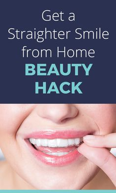 Get your dream smile for up to less than other invisible aligners with SmileDirectClub. See how it works and get started with your free smile assessment and risk-free evaluation today! Eyebrow Makeup Tips Beauty Care, Diy Beauty, Beauty Hacks, Teeth Care, Skin Care, Before Wedding, White Teeth, Health And Beauty Tips, Health Tips
