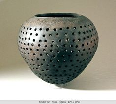 From the William Itter Collection of African Pottery