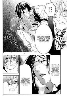 Sebastian and Ciel (Kuroshitsuji)