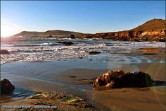 Cayucos Beach...one of our favorite vacation spots