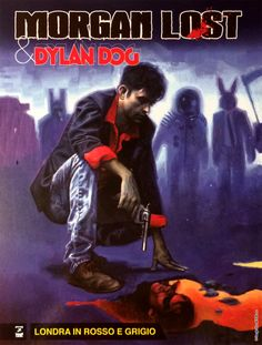 Dylan Dog, Comic Books, Lost, Comics, Movie Posters, Fictional Characters, Film Poster, Cartoons, Cartoons