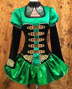 Craggane Designs Irish Dance Dresses                                                                                                                                                                                 More