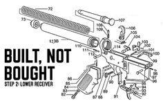 Resource: Lumberjack Tactical - Building A Rifle, Part 2 - Lower Receiver