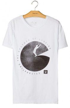 Osklen - T-SHIRT STONE VINTAGE CELEBRATING - t-shirts - men #menst