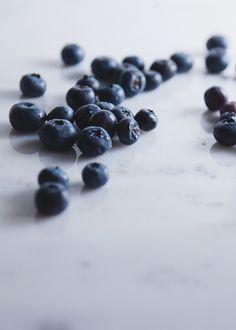 Blueberries / The Tart Tart