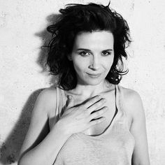 juliette binoche short hair - Google Search
