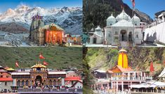 Char Dham Yatra Tour from Delhi - Quality and Value for Money, Custom made Private Guided, All India Tour Packages by Indus Trips - India's Leading Travel Company India Tour, Hindu Temple, Incredible India, Pilgrimage, Travel With Kids, The Good Place, Taj Mahal, Tours, Indian Heritage