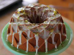 Lemon-Lime Pound Cake recipe from Ree Drummond via Food Network