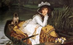 fire-and-water (Young Lady In A Boat by James Jacques Joseph...) maxshimasu-fire-and-water.tumblr.com1280 × 800Buscar por imagen Young Lady In A Boat by James Jacques Joseph Tissot, 1870 Chen Yifei - Buscar con Google