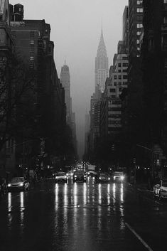 Black and White NYC