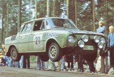 Škoda 120 - Rally car #SKODA