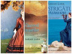 Trilogia In tara norului alb de Sarah Lark, Editura RAO – Delicatese Literare Sarah Lark, Saga, Cover, Books, Maori, Libros, Book, Book Illustrations, Libri