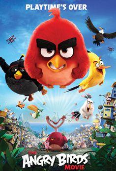 Ver Estreno Angry Birds: La pelicula July 2014 CINE