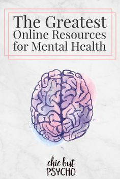 the greatest online resources for mental health help