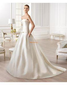 Prinsess Vår 2014 Fickor Bröllopsklänningar 2014