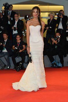 La alfombra roja de la 70 edición del Festival de Cine de Venecia