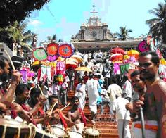 NSC NETWORK – Church feast and festivals in Central Kerala-Kottayam