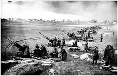 Russian guns booms on the outskirts of Berlin. The end for Hitler was near.