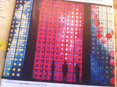 Stained glass (by Brian Clarke)