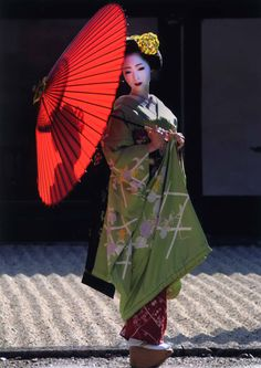 〈2011舞妓はん・入選〉舞妓はん 入選07「影」 中村剛三