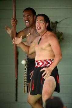 Whakarewarewa - The Living Thermal Village in Rotorua, New Zealand (thermal pools, hangi experiences, and Maori cultural performances)
