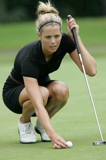 Anna Rawson in Sybase Classic presented by ShopRite - Round Two