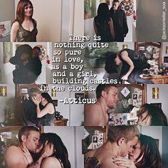 I loved them together.