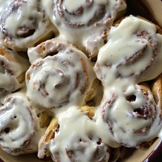 Gluten Free Cinnamon Buns are that easy to make & actually delicious!