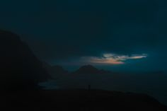 Hibernation: Fine Art Landscapes of Norway by Øystein Sture Aspelund Digital Photography, Landscape Photography, Art Photography, Night Skies, Dusk, Norway, Northern Lights, Mystery, Fine Art