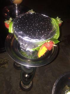 Fruit hookah bowls ready to serve you..
