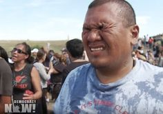Dakota Access Pipeline Security Agents Attack Protesters With Dogs and Mace (Video)