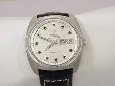 1969 OMEGA SEAMASTER CHRONOMETER WITH DAY/DATE